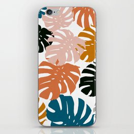 Tropical plant XIV iPhone Skin