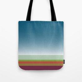 Santa Monica Horizon Tote Bag
