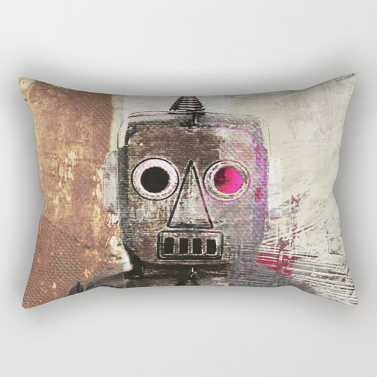 Radioactive Generation 3 Rectangular Pillow