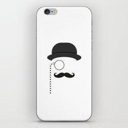 Gentleman Phone Case iPhone Skin