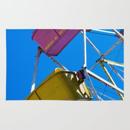 Ferris_Wheel - 3, Northern Michigan Rug