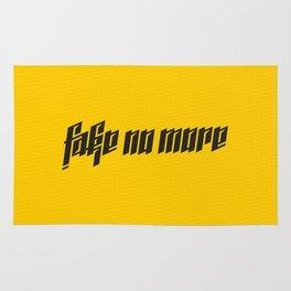 Fake No More Rug