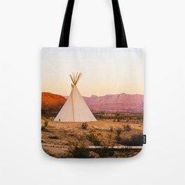 Tipi / Texas Tote Bag