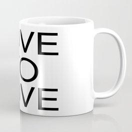 LOVE TO LOVE Coffee Mug