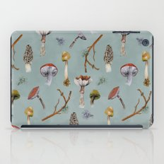 Mushroom Forest Party iPad Case