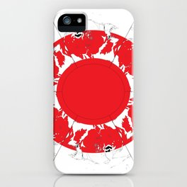 poppy mac ,  mack iPhone Case