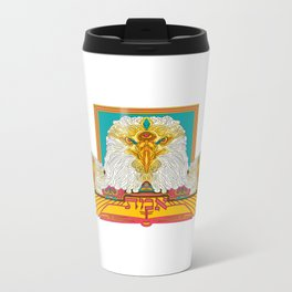 Eagle. Metal Travel Mug