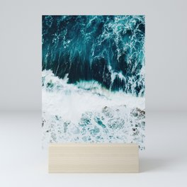 Ocean Blues II Mini Art Print