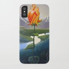 Flower Lovers iPhone X Slim Case