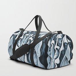 Mountain Faces Duffle Bag
