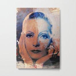 Divas - Greta Metal Print