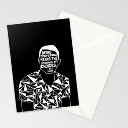 Freddie Gray - Black Lives Matter - Series - Black Voices Stationery Cards