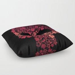 Pirate of flowers couette colors urban fashion culture Jacob's 1968 Agency Paris Floor Pillow