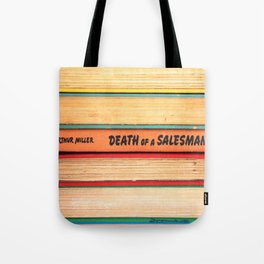 Death of A Salesman Tote Bag