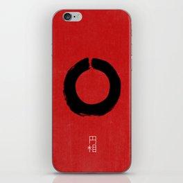 ENSO IN JAPAN iPhone Skin