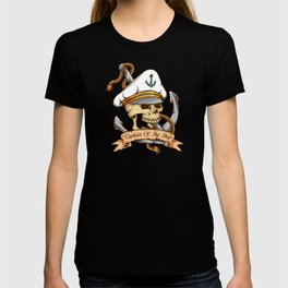 Captain of the Ship T-shirt