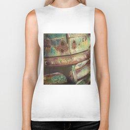 Chevy Patina Biker Tank