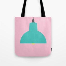 #64 Industrial Light Tote Bag