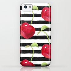 Cherry pattern Slim Case iPhone 5c