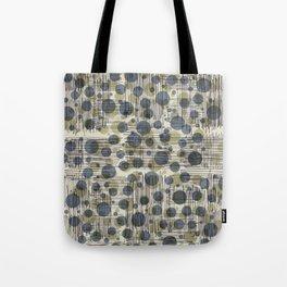 Soda Water Scribble Tote Bag