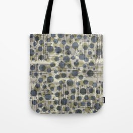 Soda Water Scribble Tote Bag