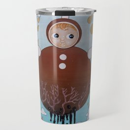 The Roly Poly Doll Travel Mug