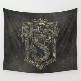 Slytherin House Wall Tapestry