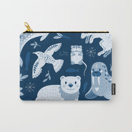 Arctic nature Carry-All Pouch