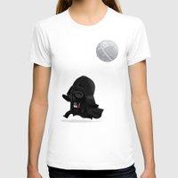 T-shirts featuring Beware, the Darth Star by Muddybeats