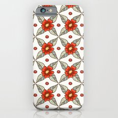 Guild of flowers and leaves Slim Case iPhone 6s