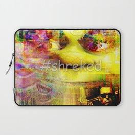 #shreked Laptop Sleeve