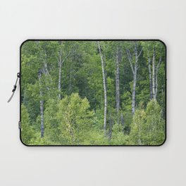 Mystery of the Forest Laptop Sleeve