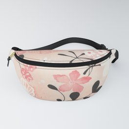 Flowers in her hair Fanny Pack
