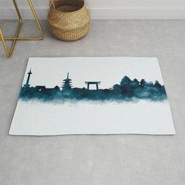 Kyoto Skyline Rug