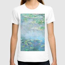 Monet Water Lilies / Nymphéas 1906 T-shirt