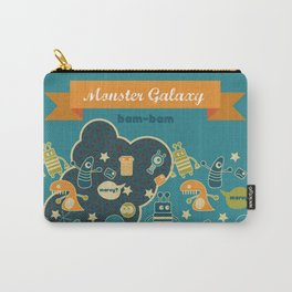 Monster Galaxy Carry-All Pouch