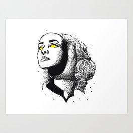 Heart Crusher Art Print