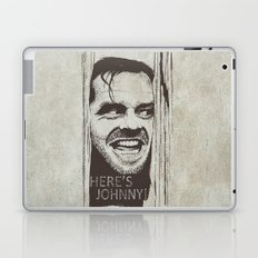 Here's Johnnyy Laptop & iPad Skin