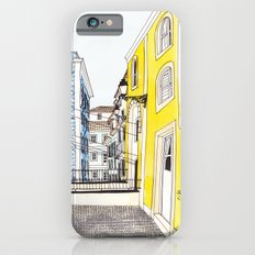 Beautiful Lisbon by Charlotte Vallance Slim Case iPhone 6s