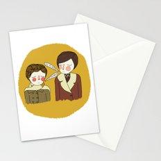 I Like You Maude Stationery Cards
