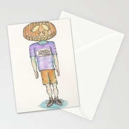 Happy Halloween (Color) Stationery Cards