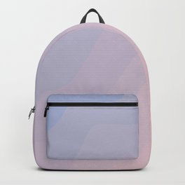 Rose quartz & Serenity Backpack
