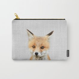 Baby Fox - Colorful Carry-All Pouch