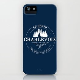 Charlevoix iPhone Case