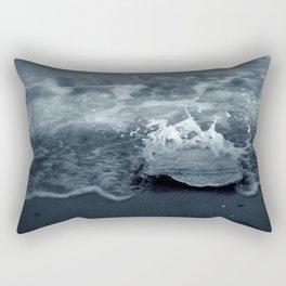 Wave Of Light Rectangular Pillow