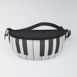 Piano Keyboard Fanny Pack