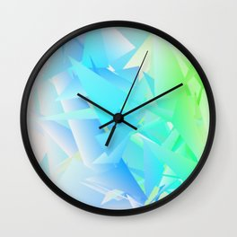 Tropical Breeze 4 Wall Clock