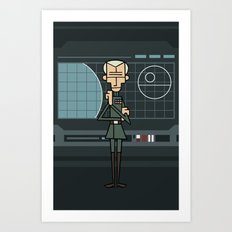 EP4 : Grand Moff Tarkin Art Print