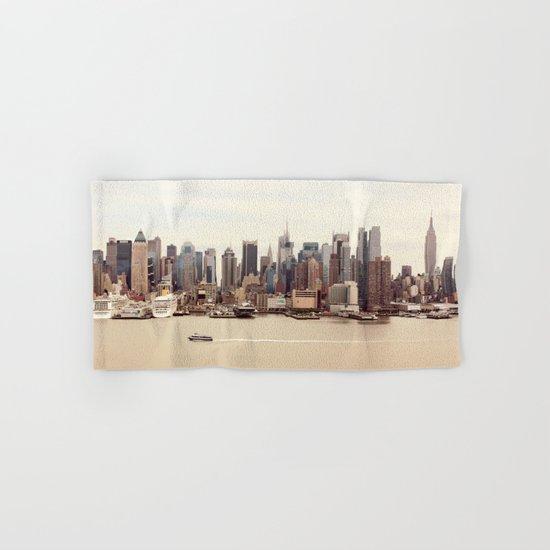 NYC Hand & Bath Towel