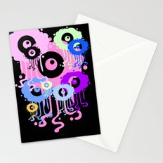 Colours of summer Stationery Cards